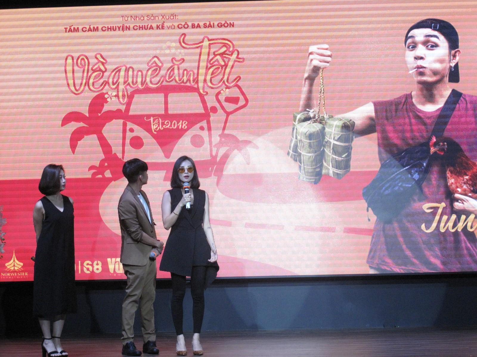 Ngôi sao - Ngô Thanh Vân bất ngờ chọn Jun Phạm cho vai chính trong phim Tết (Hình 3).