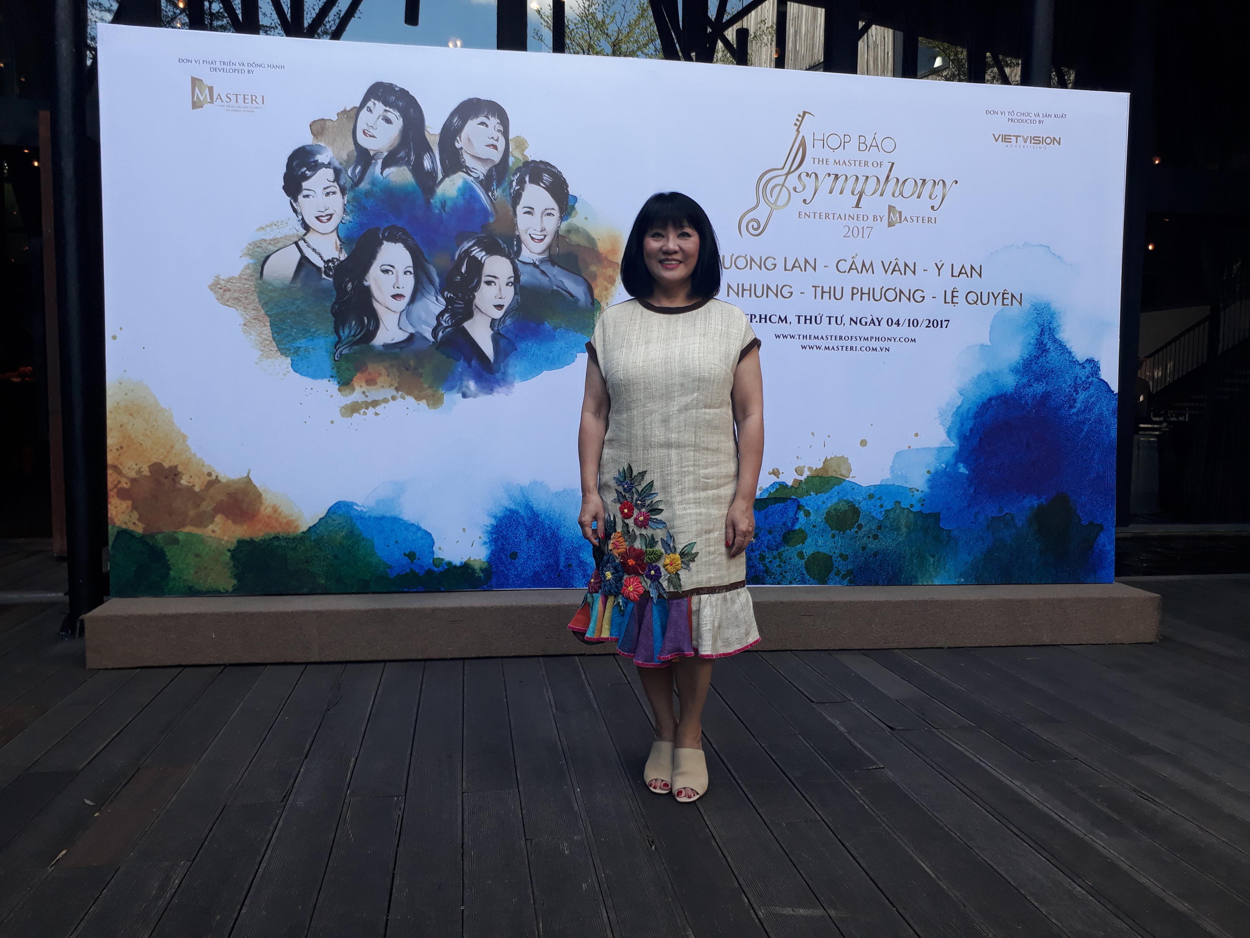 Giải trí - Cẩm Vân hội ngộ Lệ Quyên tại The Master of Symphony 2017