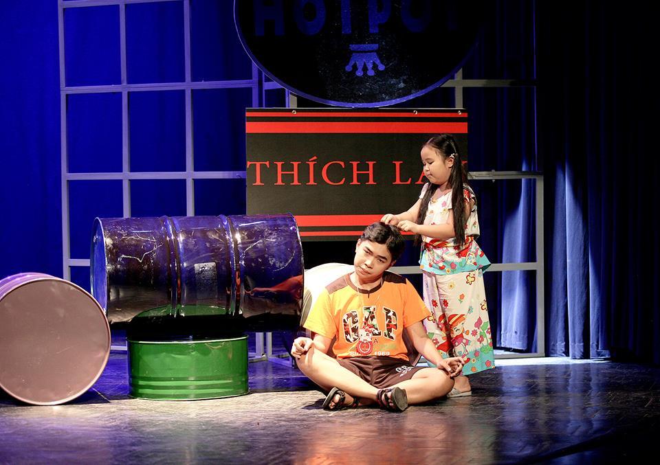 Sự kiện - Sân khấu Thế giới trẻ bất ngờ đưa chuyện bảo mẫu, trẻ tự kỷ vào kịch Tết (Hình 2).