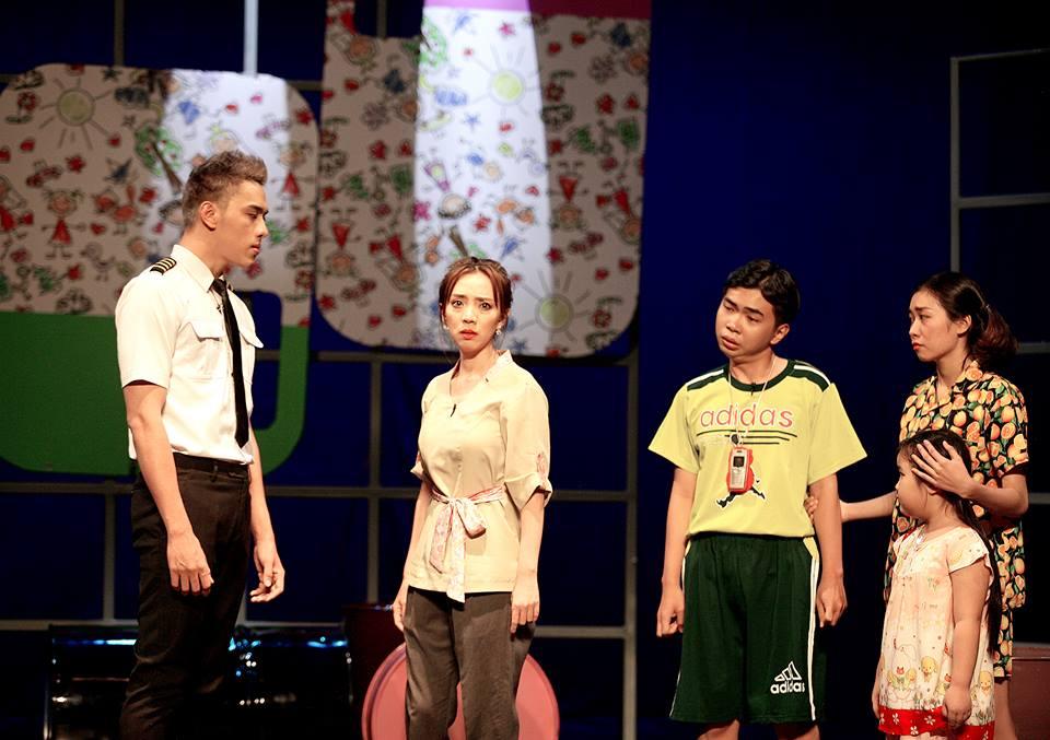 Sự kiện - Sân khấu Thế giới trẻ bất ngờ đưa chuyện bảo mẫu, trẻ tự kỷ vào kịch Tết (Hình 3).