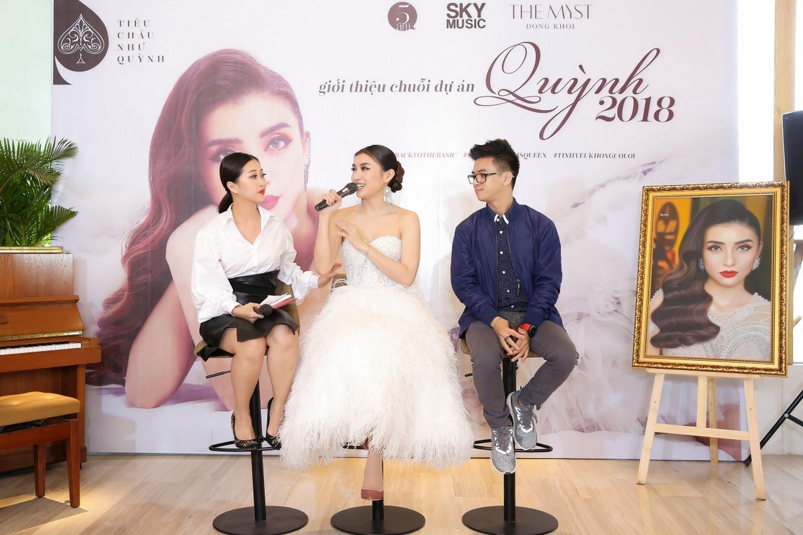 Tiêu Châu Như Quỳnh khóc trước mặt Lam Trường khi ra mắt album - Hình 4