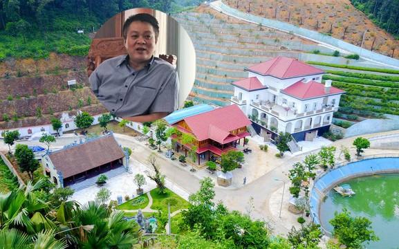 Tài chính - Ngân hàng - Ông Phạm Sỹ Quý vay tiền tỷ xây biệt phủ: Mỗi tháng trả lãi bao nhiêu?