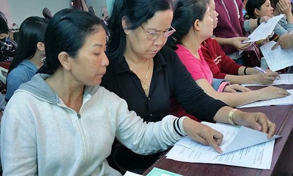Xã hội - Chuyên gia pháp lý nói về hiện tượng DN thải loại lao động lớn tuổi
