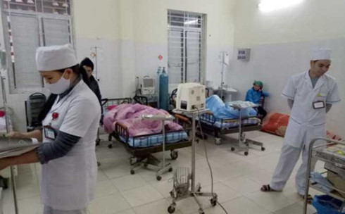Xã hội - Lào Cai: 73 người ngộ độc sau ăn bánh dày ở cỗ cưới