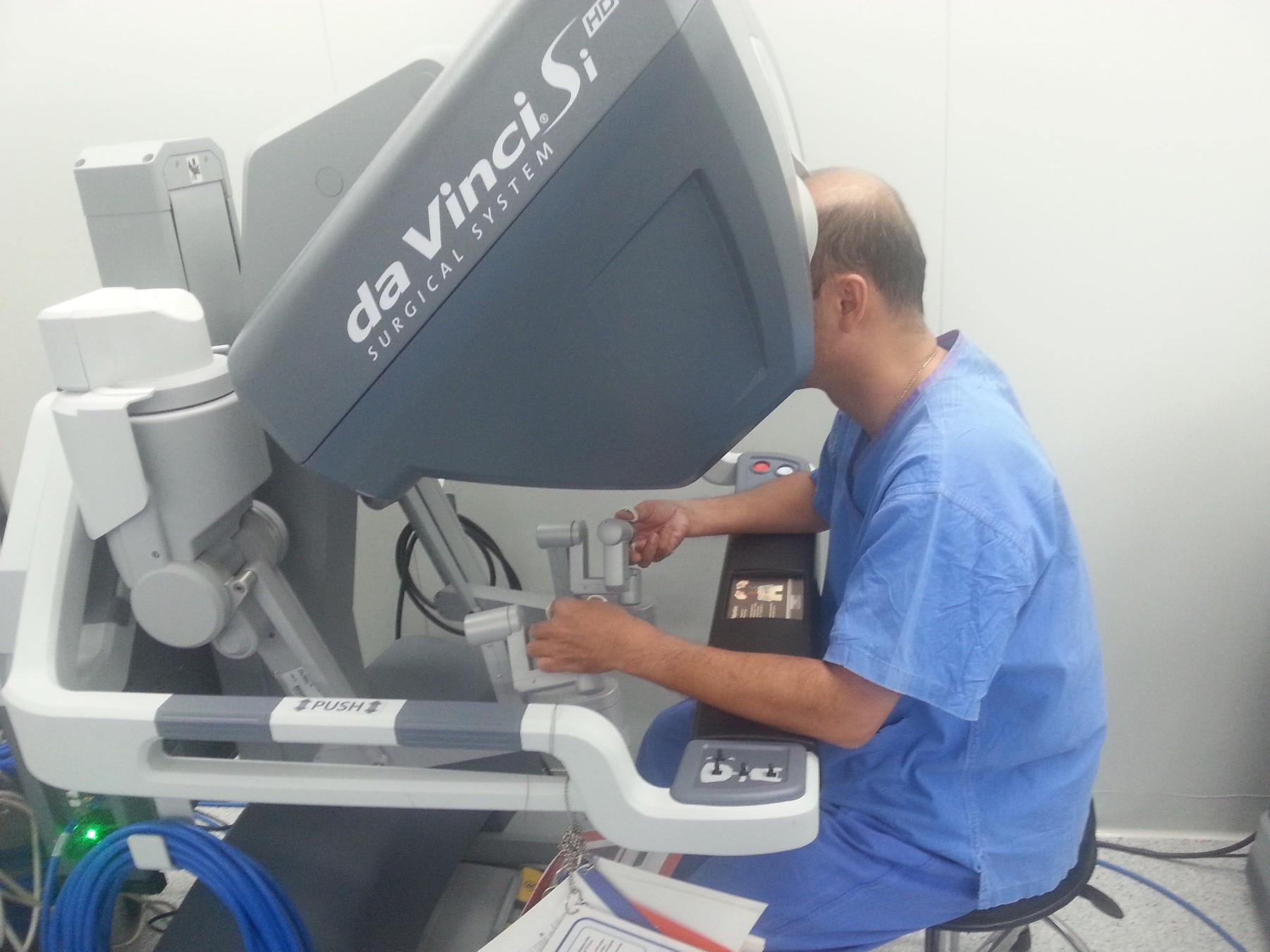 Các bệnh - Bệnh viện Chợ Rẫy triển khai phẫu thuật robot hiện đại nhất
