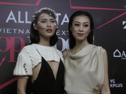 Giải trí - Dàn sao lộng lẫy trên thảm đỏ chung kết 'Vietnam's Next Top Model '2017  (Hình 4).