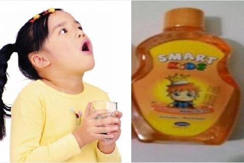 Xã hội - Thu hồi nước súc miệng Smart Kids 'nhiễm' vi sinh vật