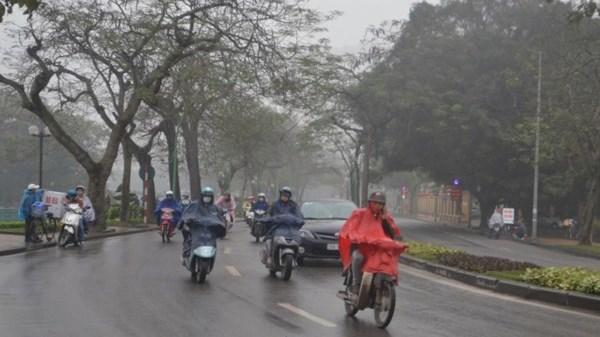 Tin nhanh - Ngày 27 Tết, Nam Bộ nắng, Bắc Bộ mưa rét