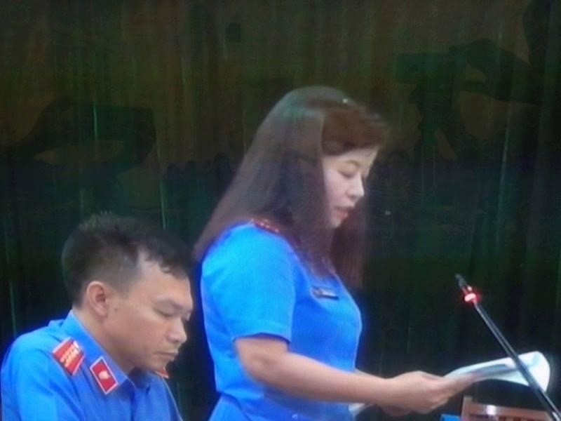 Hồ sơ điều tra - VKS đề nghị tử hình Nguyễn Xuân Sơn, chung thân Hà Văn Thắm
