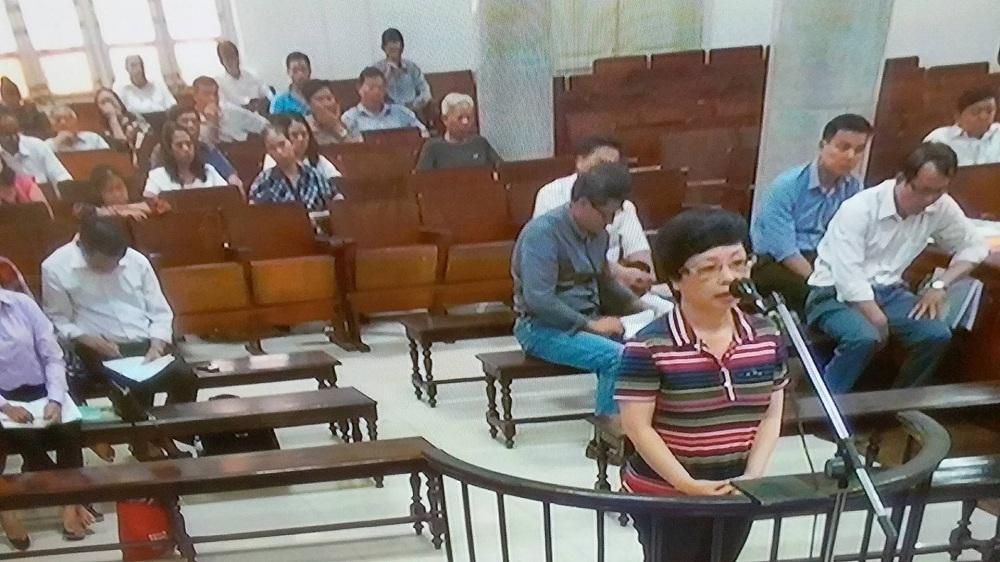 Hồ sơ điều tra - Nguyên ĐBQH Châu Thị Thu Nga xin tòa tha cho cấp dưới