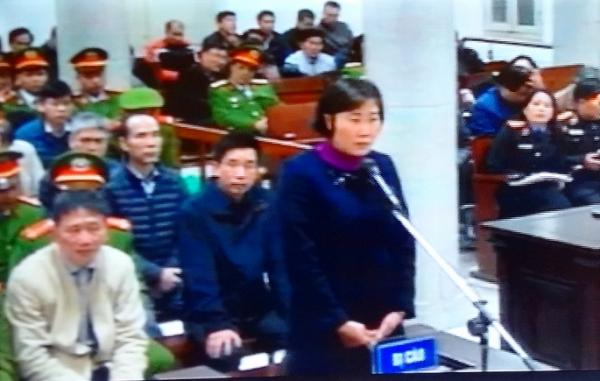 """Hồ sơ điều tra - Xét xử ông Đinh La Thăng: Công ty Quỳnh Hoa ký hợp đồng """"khống"""" để cảm ơn (Hình 2)."""