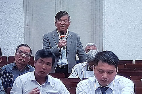 Hồ sơ điều tra - Cựu lãnh đạo Vinaconex xin tòa xem xét cho các bị cáo
