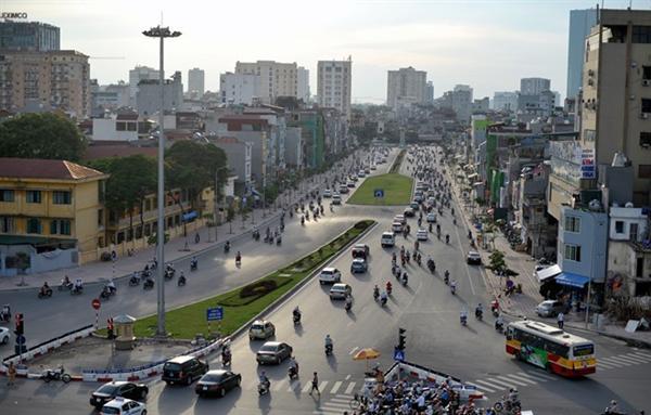 Xã hội - Hà Nội: Đặt tên 19 tuyến đường, phố mới