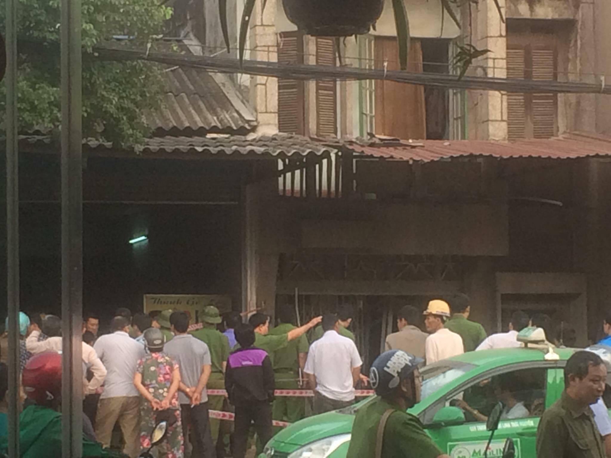 An ninh - Hình sự - Thái Nguyên: Điều tra vụ nổ nghi do mìn tại nhà dân khiến 1 người tử vong
