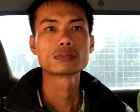 An ninh - Hình sự - Hà Nội: Tạm giữ gã chồng giết vợ, viết chữ 'phản bội' lên bụng nạn nhân