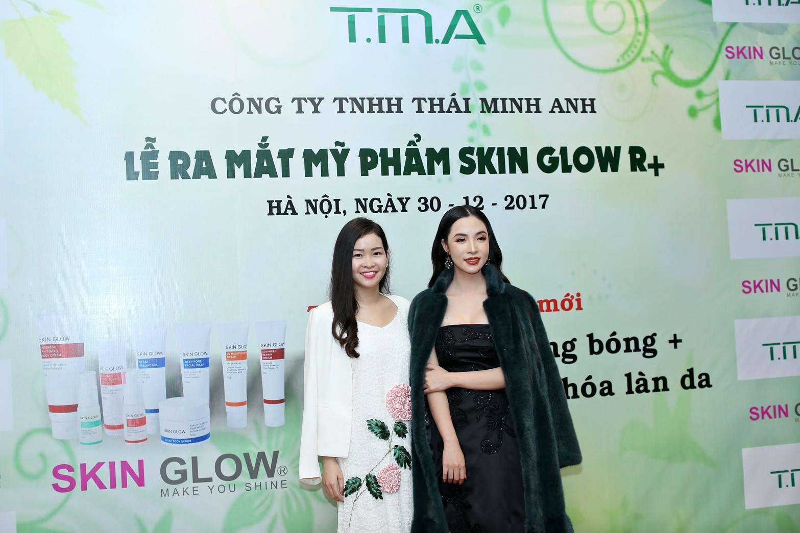 Cần biết - Á hoàng Nguyễn Nhung: Từ chuyên gia làm đẹp tới đại sứ thương hiệu Skin Glow (Hình 4).