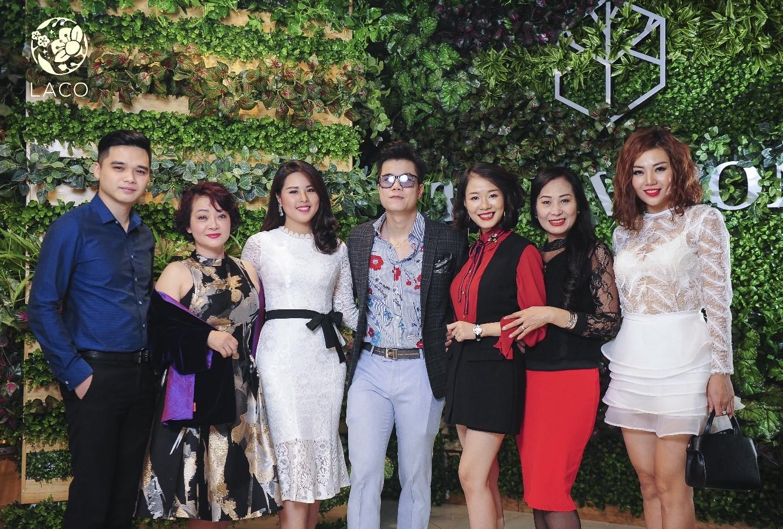 Cần biết - Dàn sao Việt tụ hội tại Lễ ra mắt dòng sản phẩm LACO mới