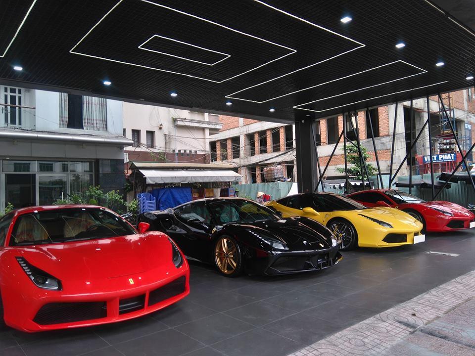 Xe++ - Dàn siêu xe trăm tỷ 'xông đất' showroom 'khủng' tại Sài Gòn (Hình 2).