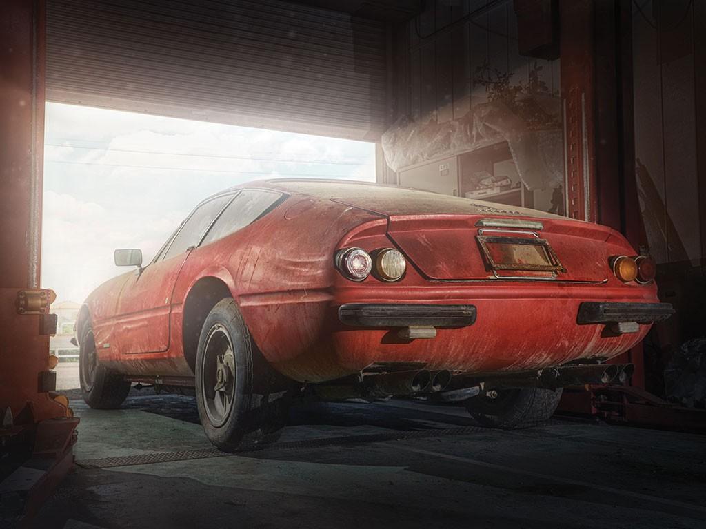 Xe++ - Siêu xe Ferrari đồng nát vẫn có giá 'triệu đô' (Hình 4).