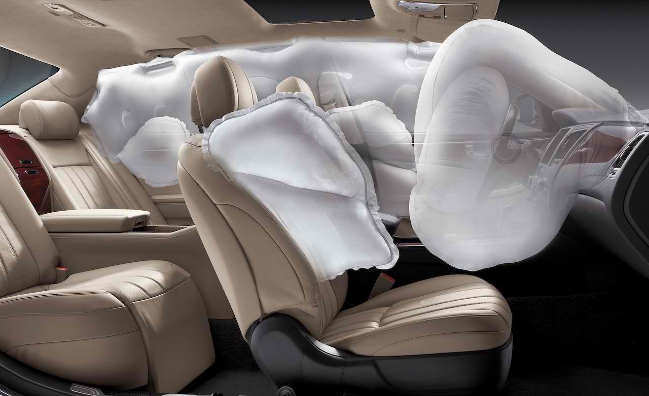 Xe++ - Túi khí trên xe hơi, hiểu sao cho đúng?