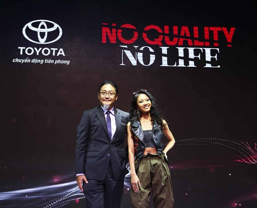 Xe++ - Toyota cam kết chất lượng với dự án mới và công bố đại sứ thương hiệu (Hình 2).