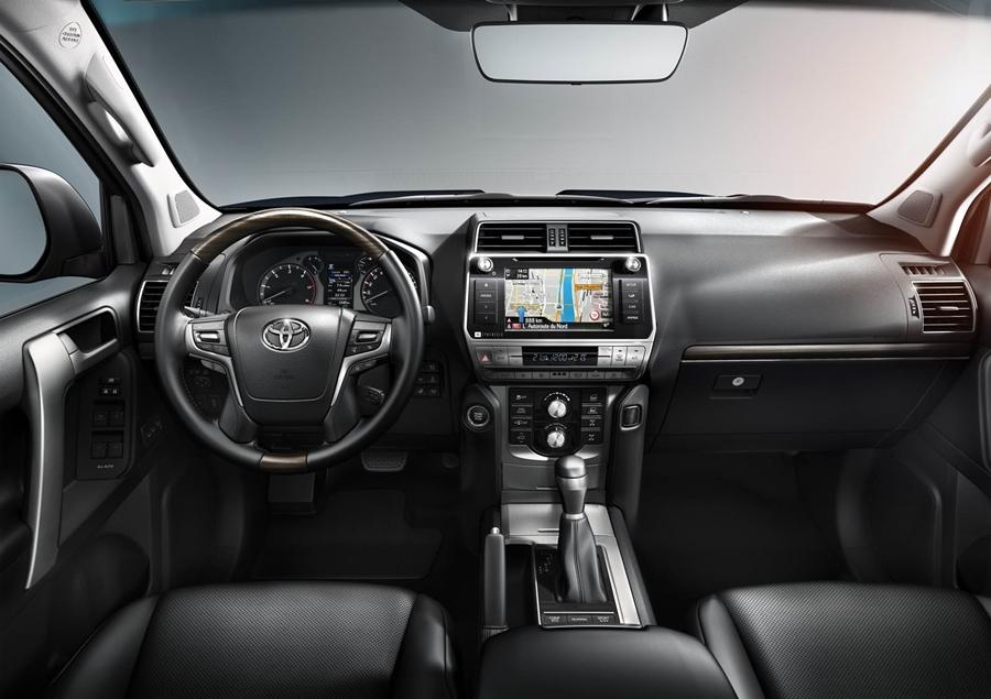 Xe++ - Toyota Prado 2018 nâng cấp gì để đấu Ford Explorer? (Hình 2).