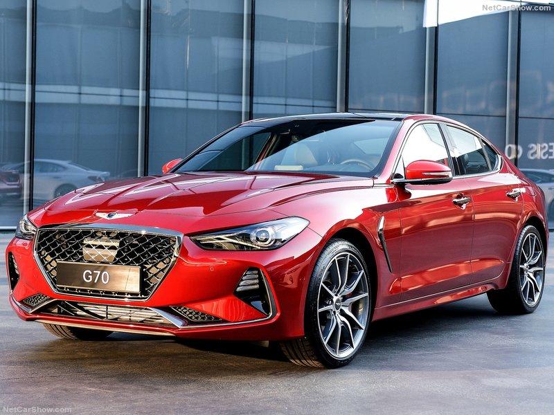 Xe++ - Xe Hàn Genesis G70 có 'đủ tuổi' trước xe hạng sang của Đức?