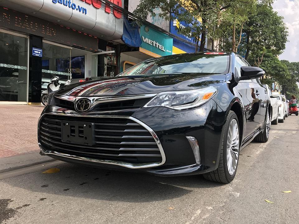 Xe++ - Toyota Avalon Limited sang trọng đến mức nào? (Hình 2).