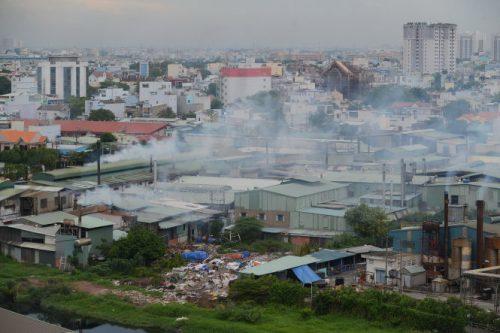 Môi trường - Đề xuất kiểm soát đặc biệt cơ sở có nguy cơ gây ô nhiễm môi trường cao