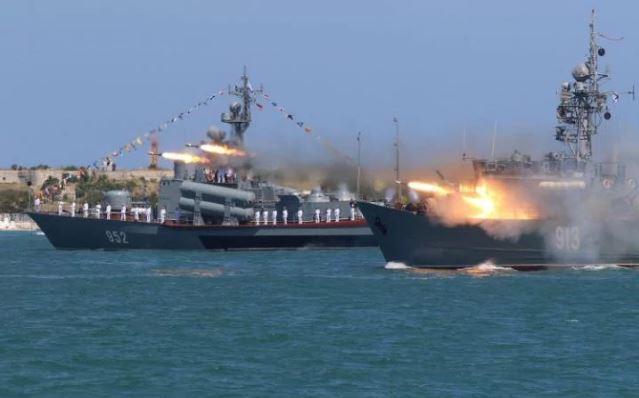 Thế giới - Nga khoe siêu tàu chiến khiến đối thủ phải giật mình khiếp đảm (Hình 5).