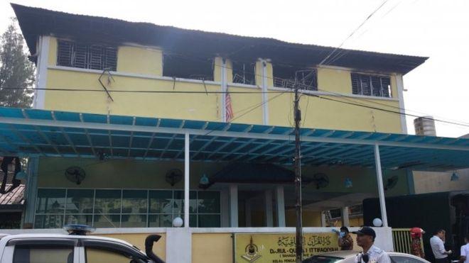 Thế giới - Malaysia: Cháy trường học, hàng chục học sinh, giáo viên thiệt mạng