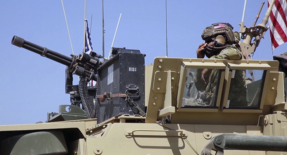 Thế giới - Syria: Mỹ chơi trò nguy hiểm, giúp khủng bố tấn công quân nhân Nga? (Hình 2).