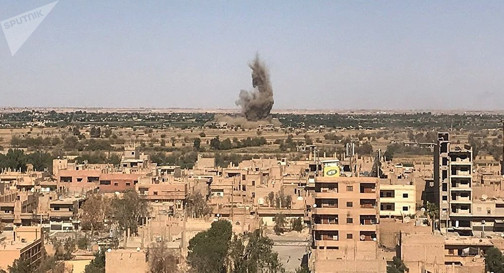 Quân sự - Quân Syria báo tin mừng: Giải phóng hoàn toàn Deir ez-Zor khỏi IS (Hình 2).