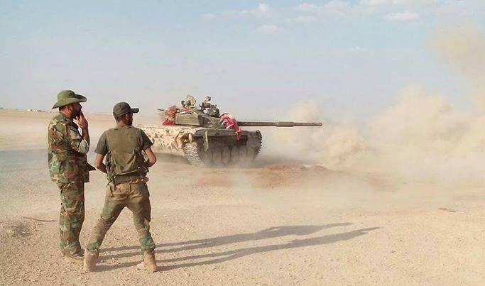 Quân sự - Hổ Syria chắc tiến, đưa cuộc chiến ở Abu Kamal tới hồi kết