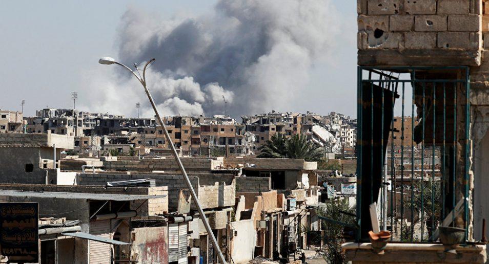Quân sự - Syria: Thổ Nhĩ Kỳ tố Mỹ giúp IS 'rút êm' khỏi Raqqa (Hình 2).