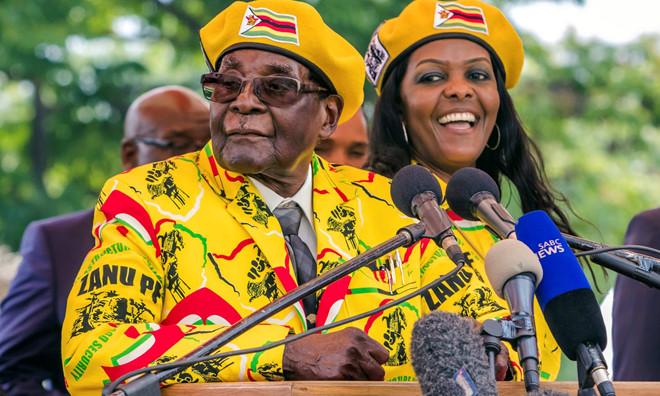 Tiêu điểm - Lính Zimbabwe chiếm đài phát thanh quốc gia, bao vây  dinh thự Tổng thống (Hình 2).