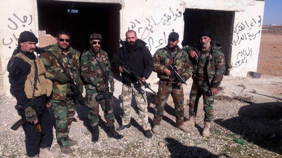 Quân sự - Syria: Quân tinh nhuệ Palestine tràn vào Idlib với vũ khí Mỹ sát cánh chiến đấu cùng SAA (Hình 4).