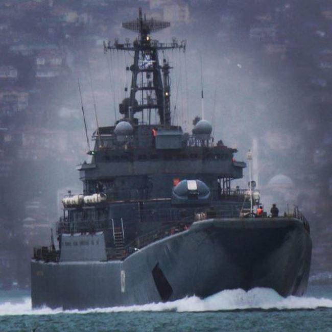 Quân sự - Hải quân Nga  điều tàu chiến khủng tới Syria (Hình 2).
