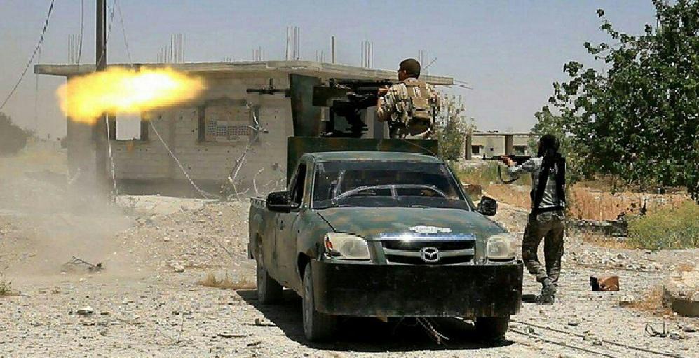 Quân sự - Syria: Tiết lộ điều kiện để nhóm phiến quân bám trụ ở Douma  rút quân