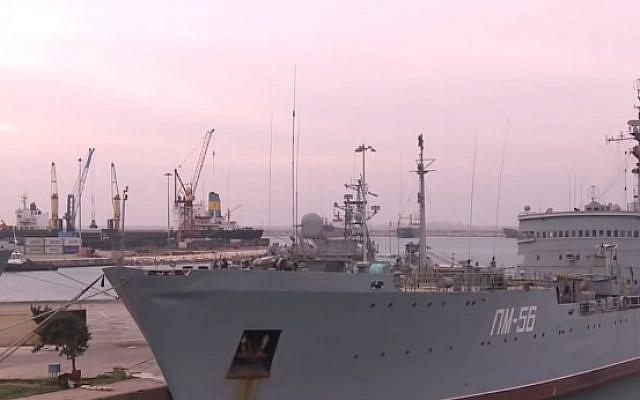 Quân sự - Syria: Hé lộ lý do Hải quân Nga bất ngờ cho loạt tàu chiến rời cảng Tartus