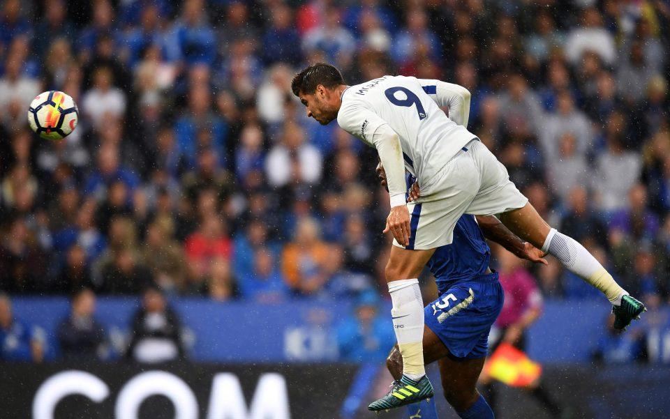 Thể thao - Morata mới chỉ biết đánh đầu!