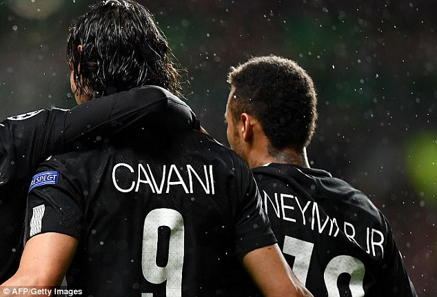Thể thao - Các ông chủ PSG ra phán quyết, Neymar