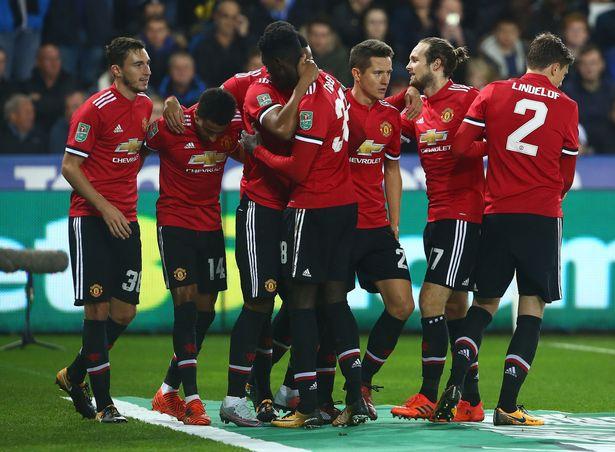 Bóng đá Quốc tế - Vòng 4 League Cup: MU thắng dễ, Man City khổ chiến