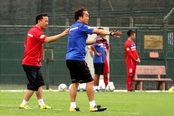 Bóng đá Việt Nam - Lộ diện người phải nói nhiều nhất trong các buổi tập của ĐT Việt Nam