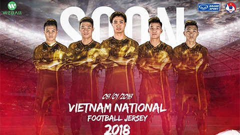 Bóng đá Việt Nam - U23 Việt Nam có áo đấu mới, lộ diện cầu thủ nhiều khả năng bị loại (Hình 2).