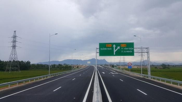Đầu tư - Thông xe 65km cao tốc Đà Nẵng – Quảng Ngãi (Hình 3).