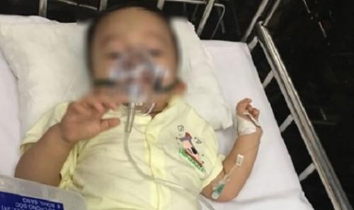 Pháp luật - Hà Nội: Bé trai bị bạo hành đã được xuất viện