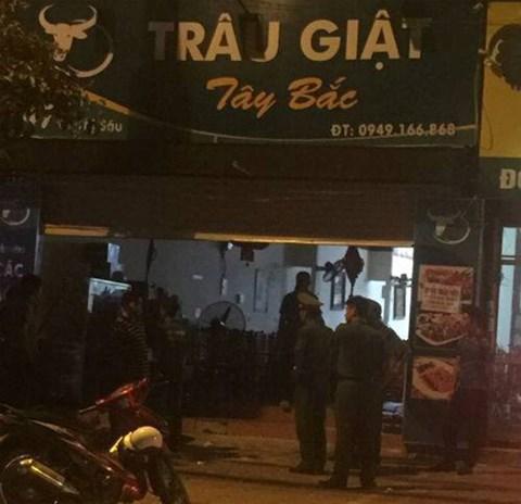 Pháp luật - Hà Nội: Điều tra nhóm 'côn đồ' tấn công 4 thực khách trong quán nhậu