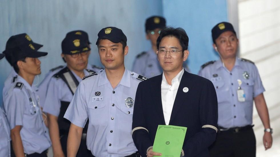 Hồ sơ - Đường đến bản án 5 năm tù của 'Thái tử' Samsung