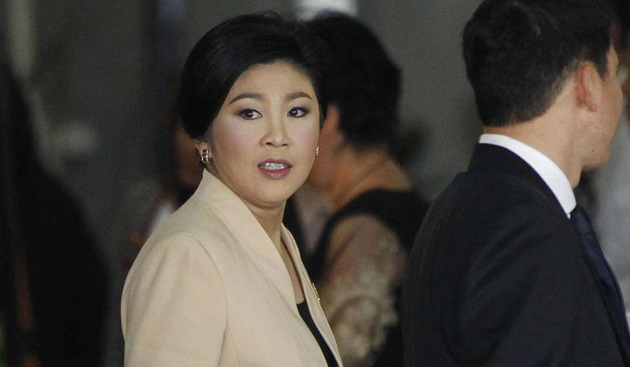 Tiêu điểm - Cục diện chính trường Thái Lan sau phiên tòa xử cựu Thủ tướng Yingluck